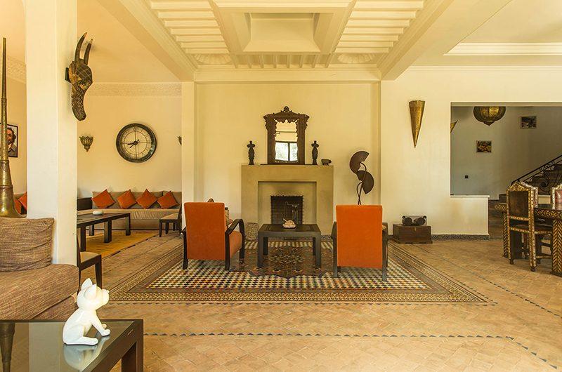Villa Abalya 21 Fire Place | Marrakech, Morocco
