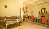 Villa Abalya 21 Seating Area | Marrakech, Morocco