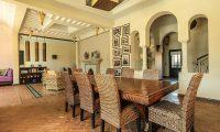 Villa Abalya 22 Dining Table | Marrakech, Morocco