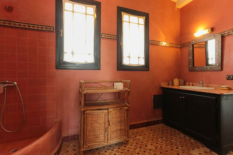 Villa Abalya 22 Bathroom Area | Marrakech, Morocco