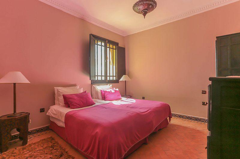 Villa Abalya 22 Twin Bedroom | Marrakech, Morocco