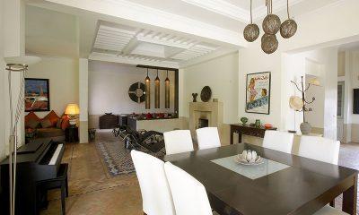 Villa Abalya 24 Dining Area | Marrakech, Morocco