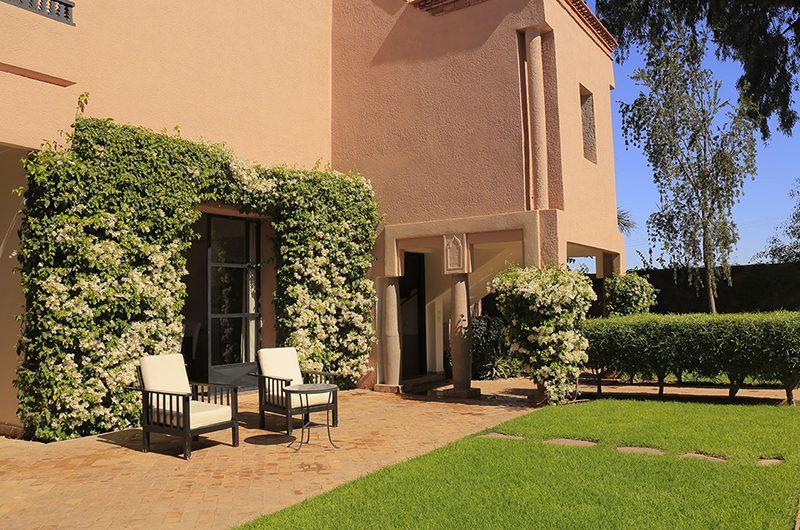 Villa Abalya 24 Seating | Marrakech, Morocco