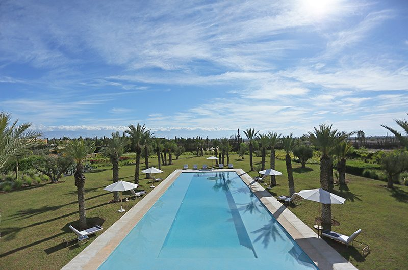 Villa Adnaa Pool | Marrakech, Morocco
