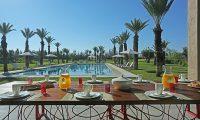 Villa Adnaa Open Plan Dining Area | Marrakech, Morocco