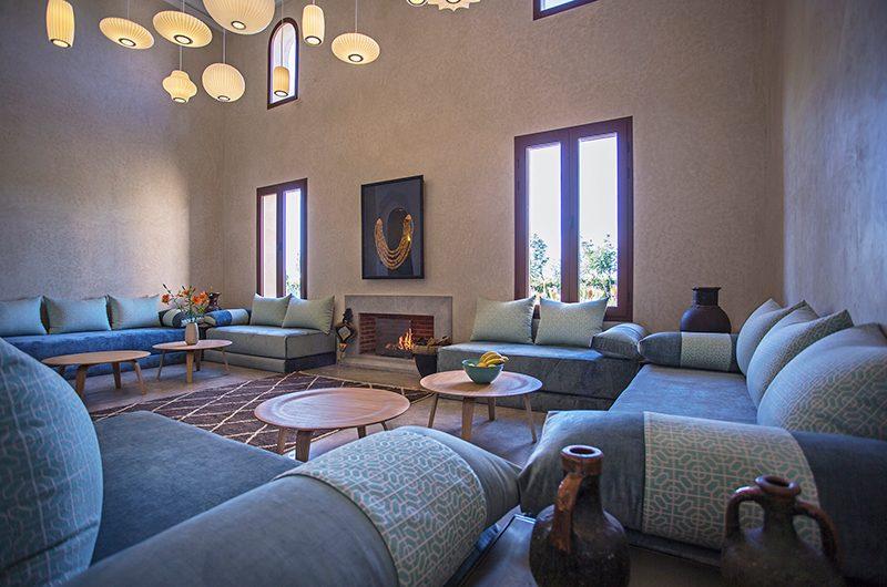 Villa Adnaa Living Room | Marrakech, Morocco
