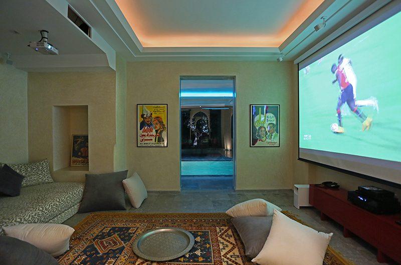 Villa Adnaa Media Area | Marrakech, Morocco