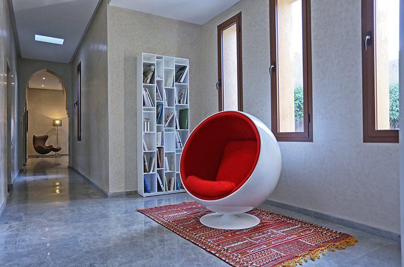 Villa Adnaa Seating | Marrakech, Morocco