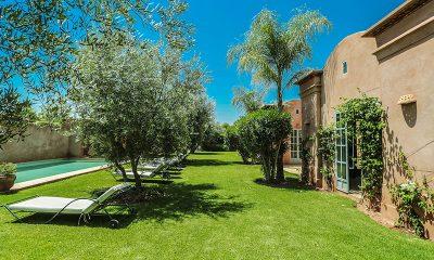 Villa Akhdar 18 Garden Area | Marrakech, Morocco