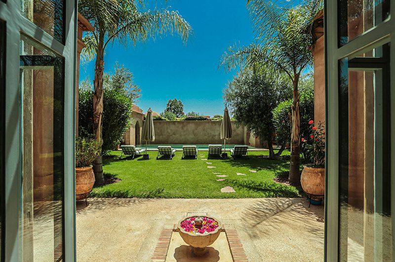 Villa Akhdar 18 Garden | Marrakech, Morocco