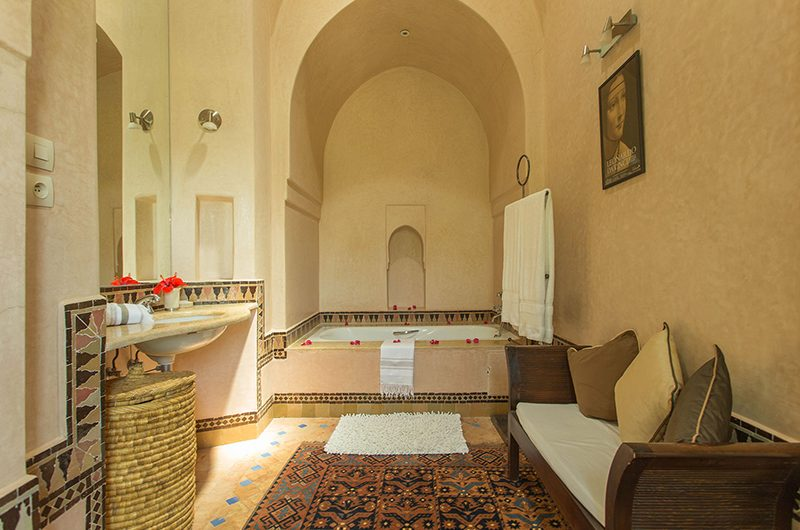 Villa Akhdar 18 Bathroom | Marrakech, Morocco