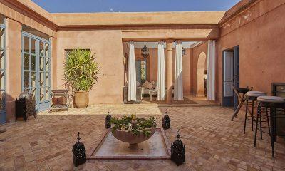 Villa Akhdar 5 Outside Area | Marrakech, Morocco