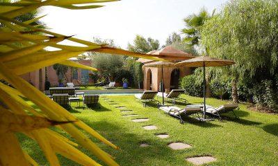 Villa Akhdar 5 Sun Deck | Marrakech, Morocco