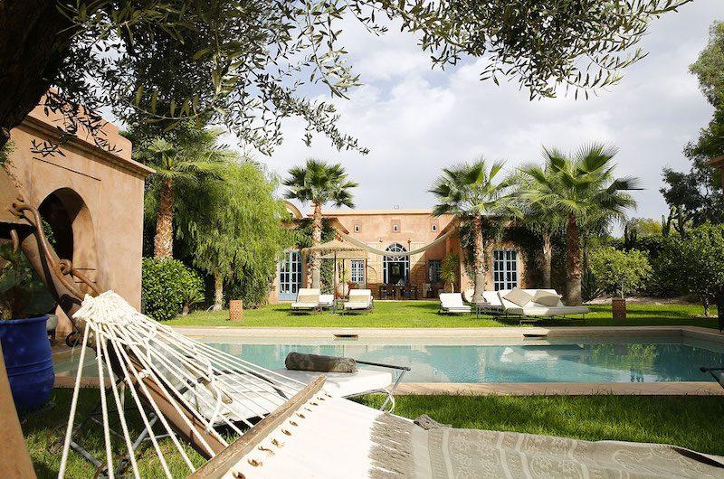 Villa Akhdar 5 Garden Area | Marrakech, Morocco