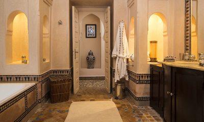 Villa Akhdar 5 Bathroom | Marrakech, Morocco