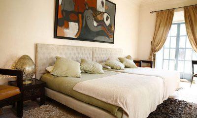 Villa Akhdar 5 Double Bedroom Area | Marrakech, Morocco