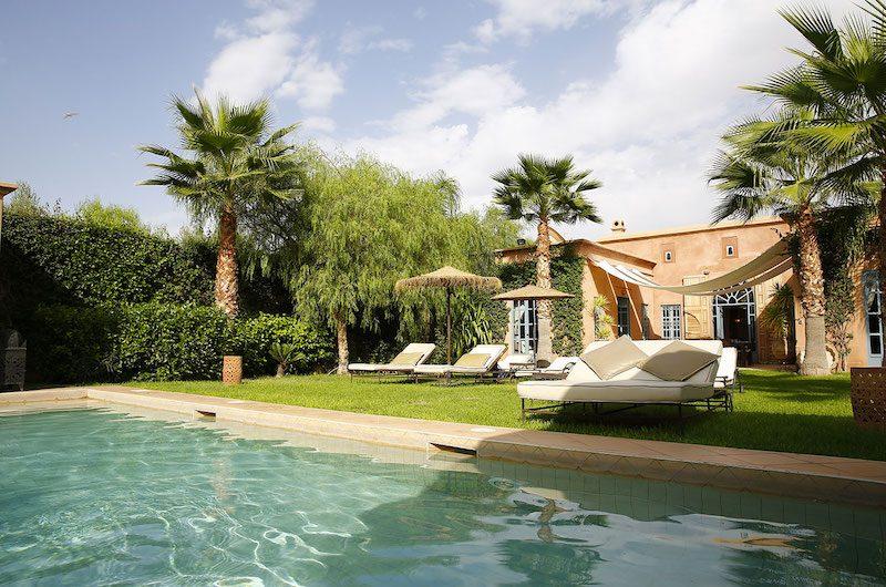 Villa Akhdar 5 Pool | Marrakech, Morocco