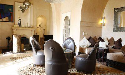 Villa Akhdar 5 Living Area | Marrakech, Morocco