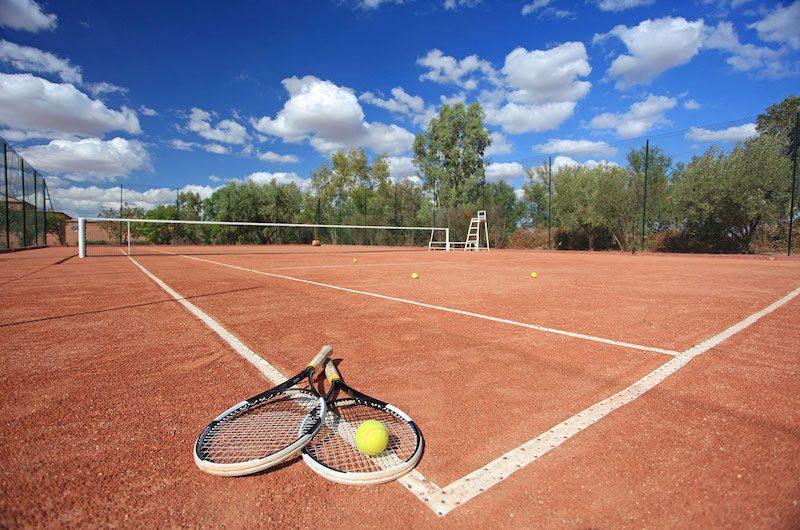 Villa Akhdar 5 Tennis Court | Marrakech, Morocco