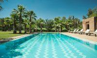 Villa Alouna Pool Area   Marrakech, Morocco