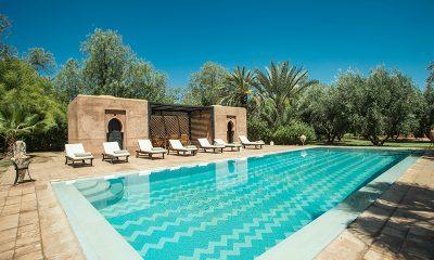 Villa Alouna Swimming Pool | Marrakech, Morocco