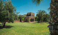 Villa Alouna Garden   Marrakech, Morocco