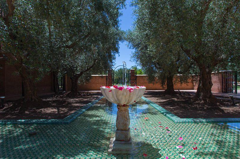 Villa Alouna Entrance   Marrakech, Morocco