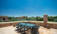 Villa Alouna Outdoor Seating   Marrakech, Morocco