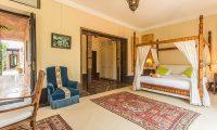 Villa Alouna Bedroom with Seating   Marrakech, Morocco