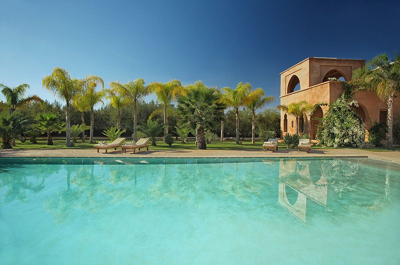 Villa Dar Moira Swimming Pool | Marrakech, Morocco