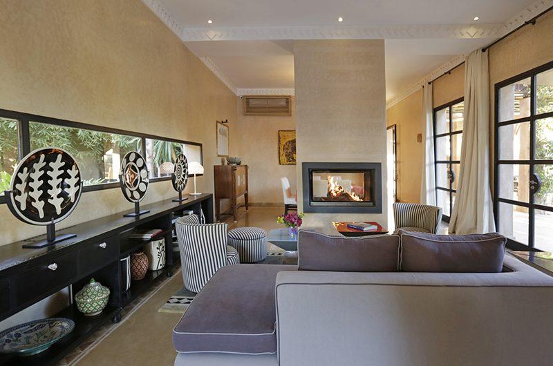 Villa Dar Tifiss Fire Place | Marrakech, Morocco