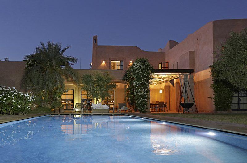 Villa Dar Tifiss Building Area | Marrakech, Morocco