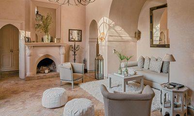 Villa Akhdar 3 Living Area | Marrakech, Morocco