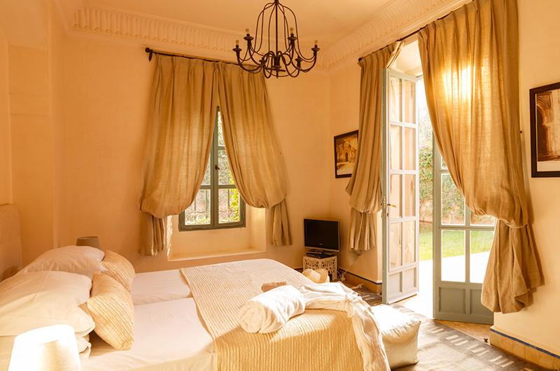 Villa Akhdar 3 Twin Bedroom | Marrakech, Morocco
