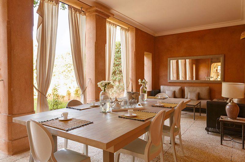 Villa Akhdar 3 Dining Table | Marrakech, Morocco