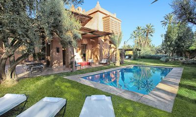 Villa Lankah Building Area | Marrakech, Morocco