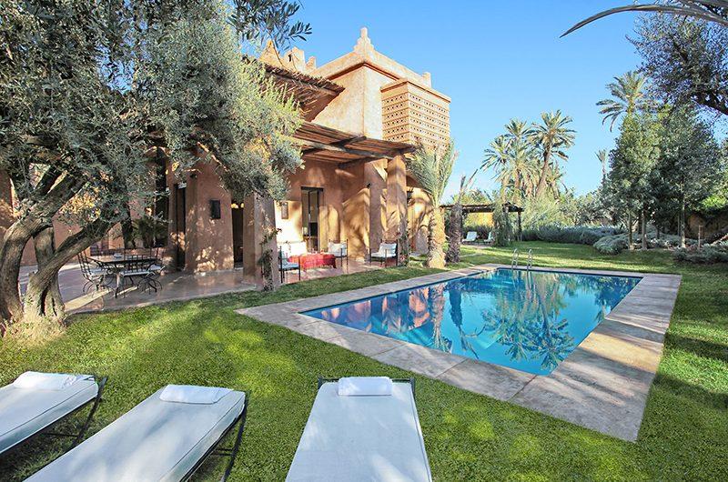 Villa Lankah Building Area   Marrakech, Morocco