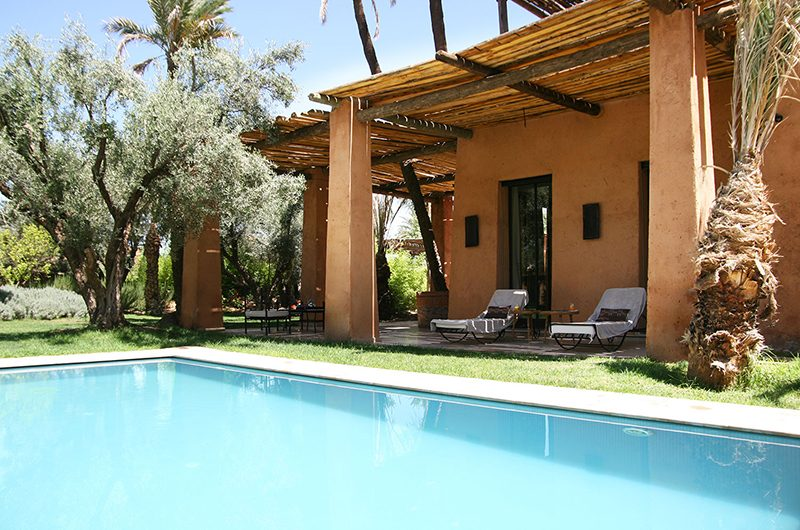Villa Lankah Pool | Marrakech, Morocco