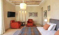 Villa Malekis Bedroom with Seating | Marrakech, Morocco