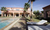 Villa Mexance Sun Beds | Marrakech, Morocco