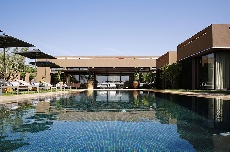 Villa Olirange Swimming Pool | Marrakech, Morocco