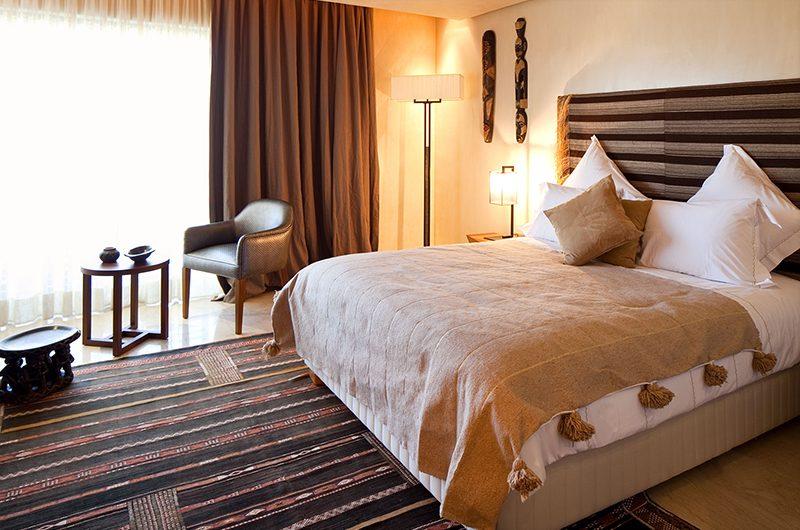 Villa Olirange Bedroom Area | Marrakech, Morocco