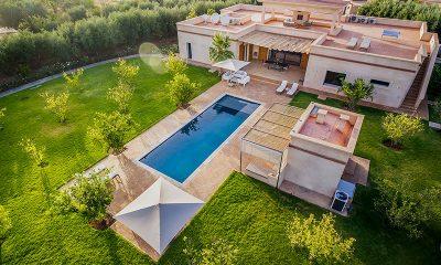 Villa Salamouni Building Area | Marrakech, Morocco