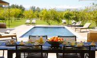 Villa Salamouni Outdoor Dining | Marrakech, Morocco