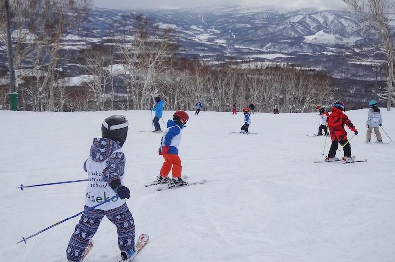 Niseko Hokkaido Core Kids