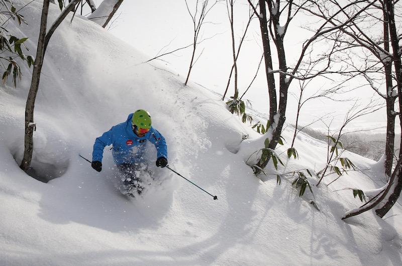Niseko Hokkaido Core Pow
