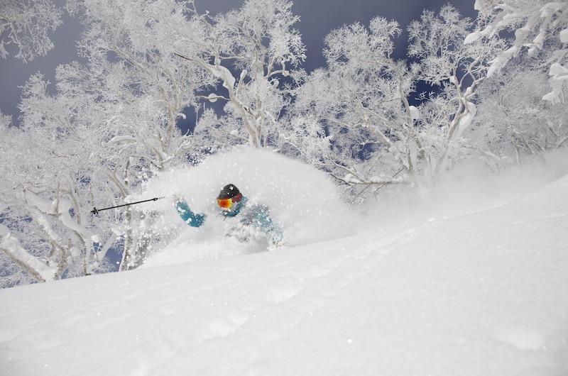 Niseko Hokkaido Core Skier