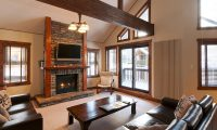 Ishi Couloir A Living Room | Hirafu, Niseko