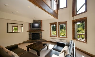 Ishi Couloir B Living Area | Hirafu, Niseko