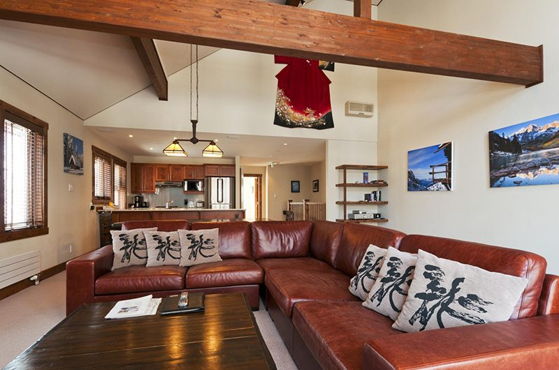 Ishi Couloir C Living Area | Hirafu, Niseko